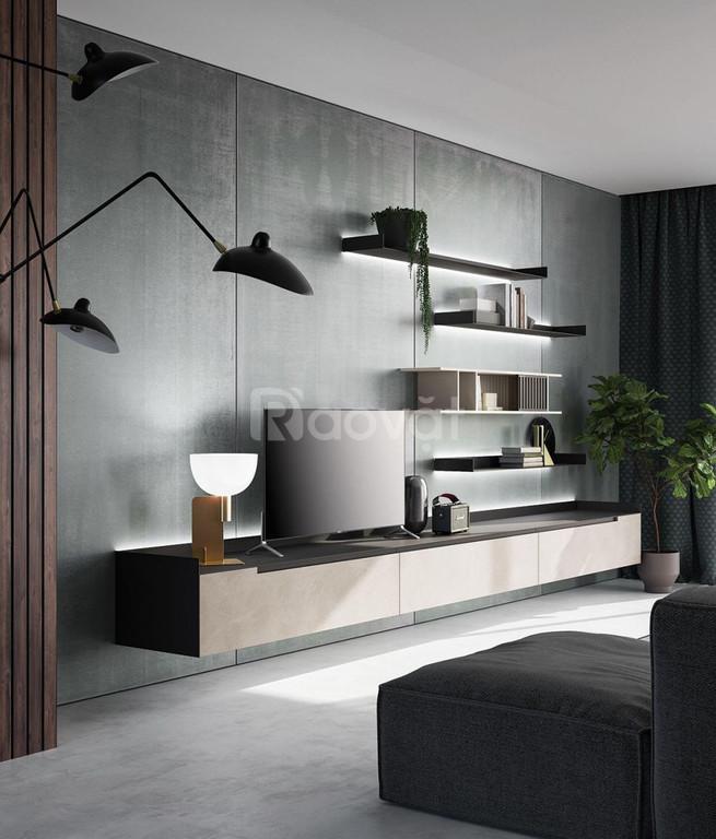 Kệ tivi phòng khách đẹp   mẫu kệ tivi phòng khách đẹp hiện đại