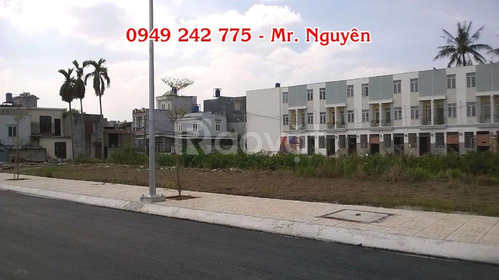 107 lô đất Thạnh Xuân 25, quận 12, giá 40 Tr/m2, từ 50 - 80m2, đường 1
