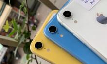 Điện thoại iphone XR quốc tế 64gb keng, không xước, pin 98-100%
