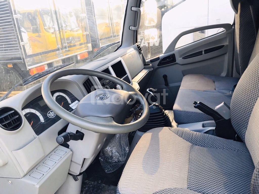Xe tải faw 7.3 tấn thùng bạt động cơ hyundai nhập khẩu