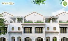 Nhà phố Valencia Aqua City 6x20, thanh toán 10%/năm, cam kết mua lại.
