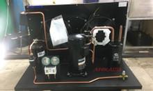 Chuyên bán, lên cụm ( block ) máy nén Copeland 7 hp ZB48KQ