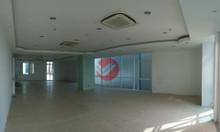 Cho thuê văn phòng giá rẻ quận 3, diện tích 145m2, trần sàn hoàn thiện