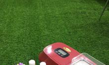 Máy ép dầu thực vật Nanifood NNF 800A phiên bản màu đỏ