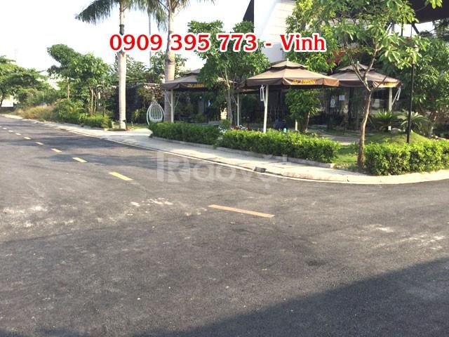 Đất Võ Thị Liễu, P.An Phú Đông, Quận 12, đường 12m, sổ cấp 01/2020