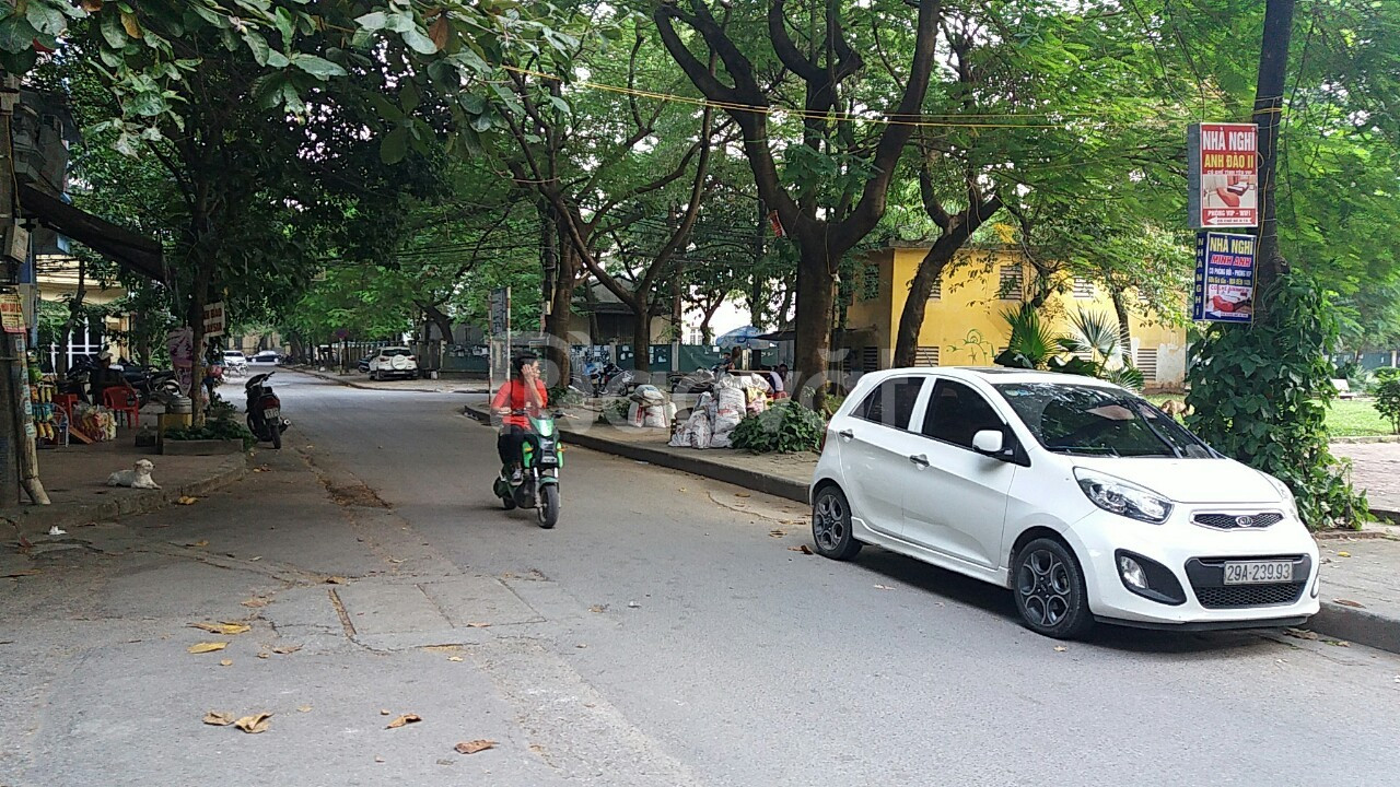 Cần bán nhà khu Đền Lừ, Hoàng Văn Thụ