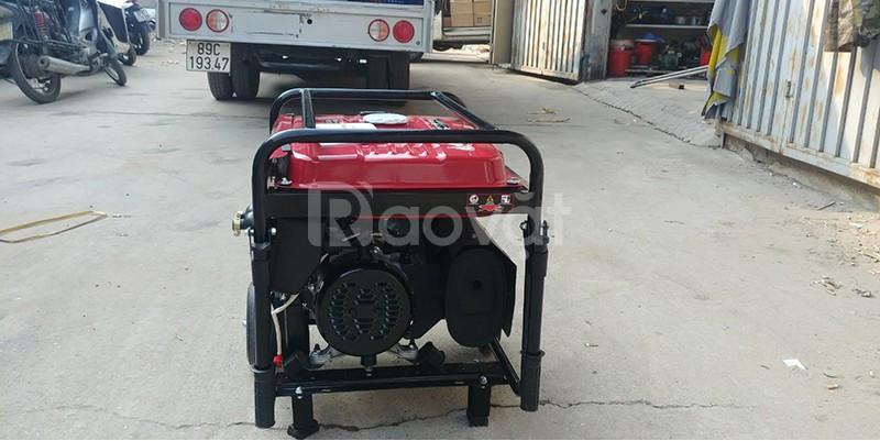 Máy phát điện chạy xăng mini gia đình công suất nhỏ tại hà nội