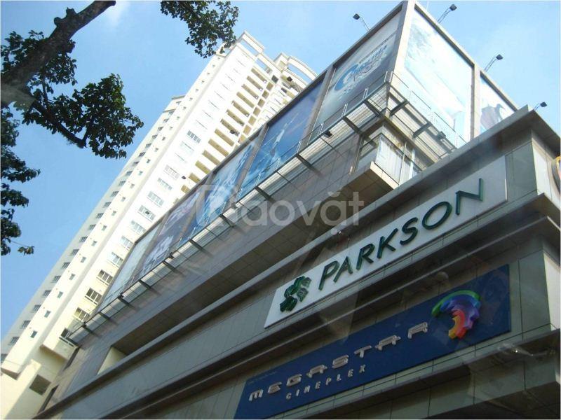 Căn hộ cao cấp Hùng Vương plaza Quận 5, Dt 132 m2 3PN