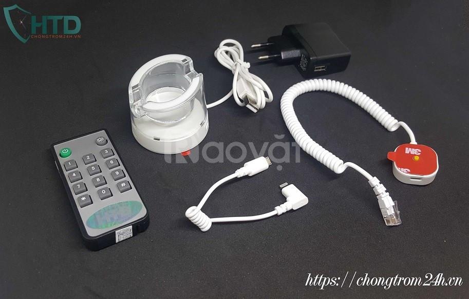 Thiết bị chống trộm điện thoại trưng bày Ipone A115