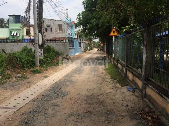 Bán đất 5x17m đường Tân Hiệp 8-1, xã Tân Hiệp, huyện Hóc Môn