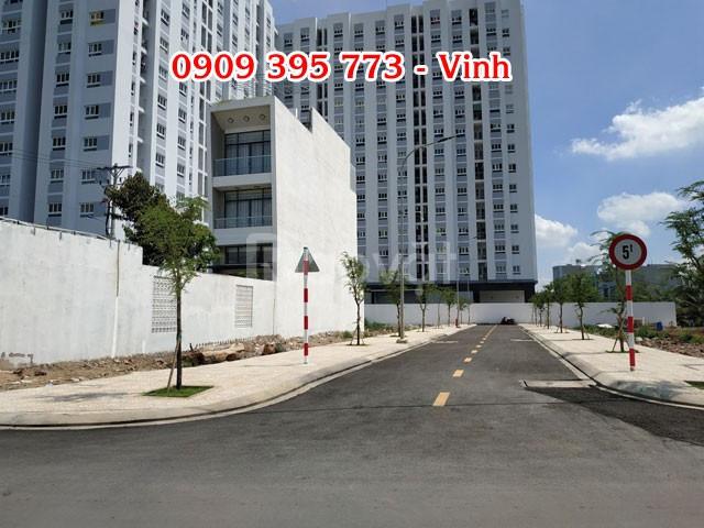 Đất Vườn Lài quận 12, DT 4x15 = 60m2 đường 12m giá 3,7 tỷ, kế chung cư