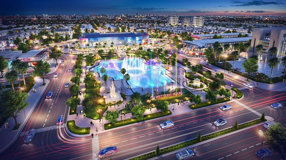Đất nền dự án Cát Tường Phú Hưng