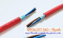 Cáp chống cháy chống nhiễu Altek Kabel 2x1.0mm2 fire resistant LSZH