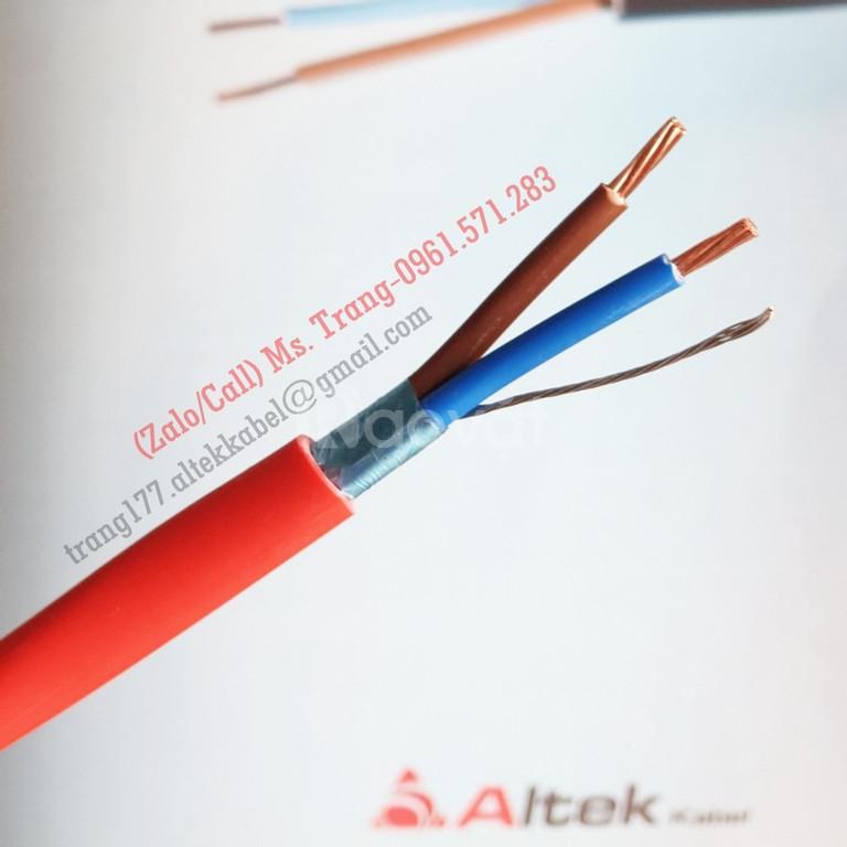 Nhà phân phối dây tín hiệu chống cháy Altek Kabel giá tốt Cáp tín hiệu