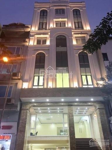 Bán nhà mặt phố Đại Cồ Việt, DT 110m2, MT 6.5m, xây 8 tầng, giá 52 tỷ