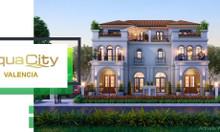 Booking ngay nhà phố Valencia Aqua City, cam kết lợi nhuận 15%/năm