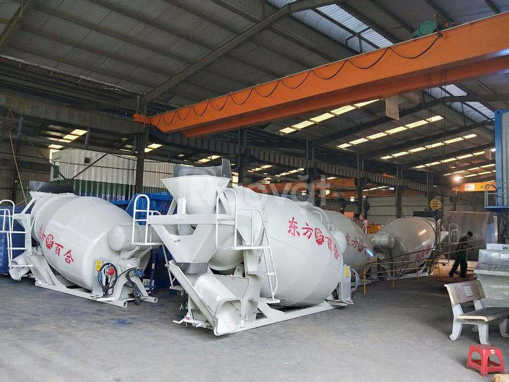 Bồn trộn bê tông HPT3 chính hãng nhập khẩu