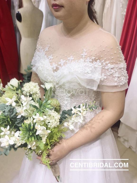 May váy cưới tại TPHCM
