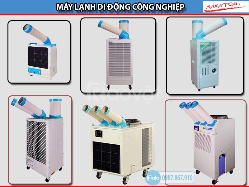 Cung cấp máy lạnh di động tại hưng Yên