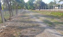 Bán đất thổ vườn ở củ chi ,mặt tiền đường cây trôm mỹ khánh,giá rẻ chỉ