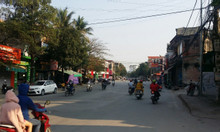 Cần bán lô đất trong ngõ đường Nguyễn Trãi ô tô vào nhà 97m2 rộng 5.9m