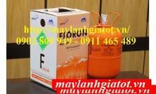 Thành Đạt bán gas lạnh Floron R404A và các vật tư ngành lạnh khác