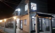 Bán nhà 2 mặt tiền, đủ nội thất, SHCC, Cần Giuộc, Long An, giá rẻ.