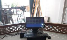 Máy tính tiền cho quán trà tại Khánh Hòa