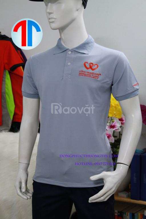 Xưởng may áo thun đồng phục trên toàn quốc (ảnh 4)