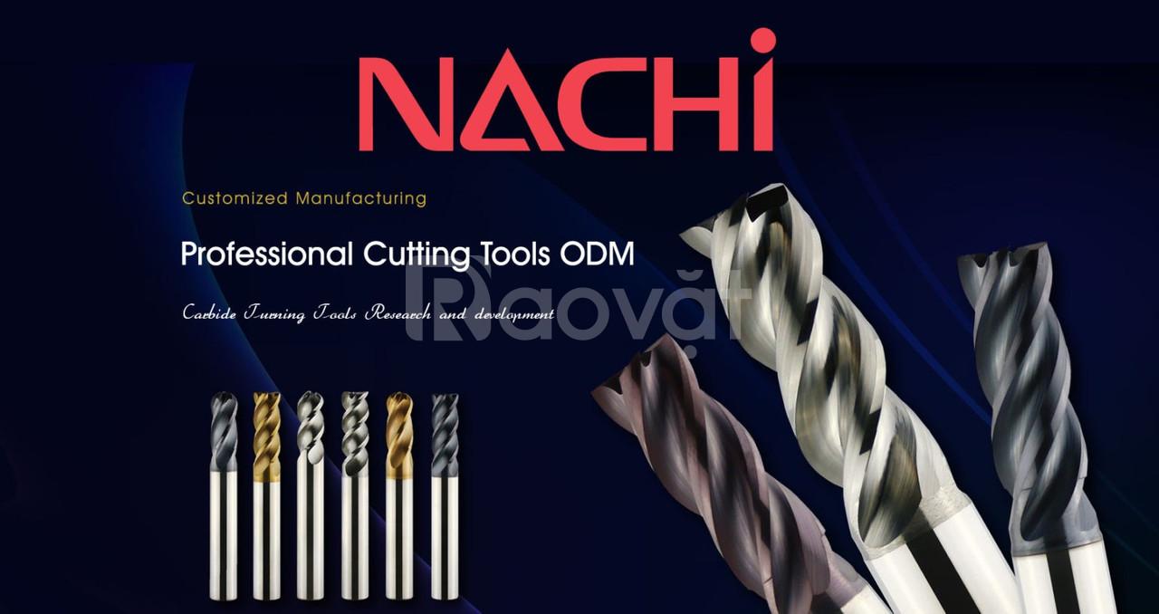 NACHI – Tập đoàn hàng đầu Nhật Bản về sản xuất dao cụ bằng thép