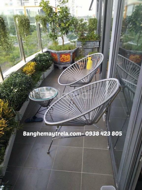 Bàn ghế ban công, sân vườn