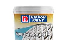 Sử dụng sơn lót kháng kiềm Nippon Matex Sealer cho nội thất