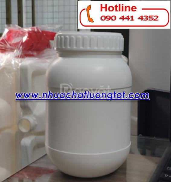 Hủ kem body,hủ nhựa 1kg,hủ nhựa tròn 500g đựng mỡ bò,hủ nhựa 250g