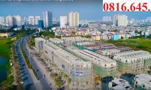 Bán liền kề 70m2, mặt tiền 7m, Liền kề dự án khu đô thị Kiến Hưng