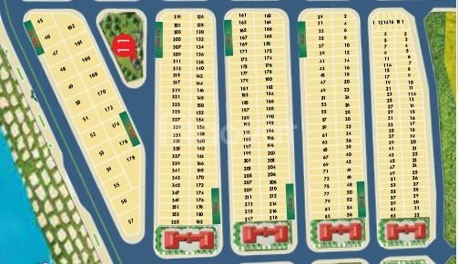 Khu đô thị Nam Sông Cái - Giá tốt thị trường chỉ từ 7,5tr/m2