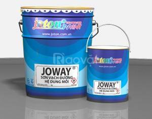 Nhà phân phối Sơn kẻ vạch phản quang Joton Joway màu đỏ chính hãng