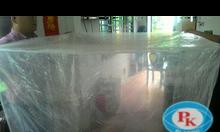 Túi pe phủ pallet - Túi nhựa pe trùm pallet Phong Kiều