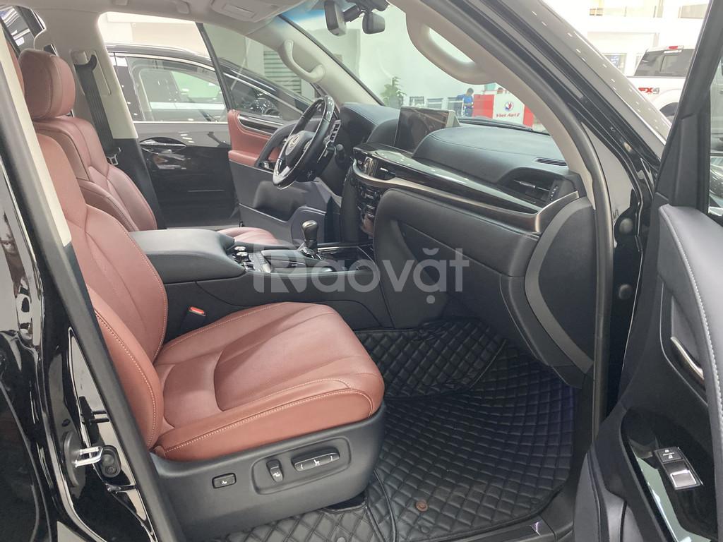 Bán Lexus LX570 màu đen,sản xuất 2017, model 2018