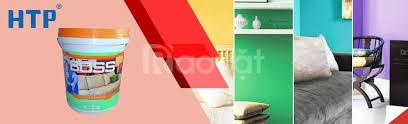 Bán sơn nước nội thất Boss Interior Clean Maximum giá rẻ HCM