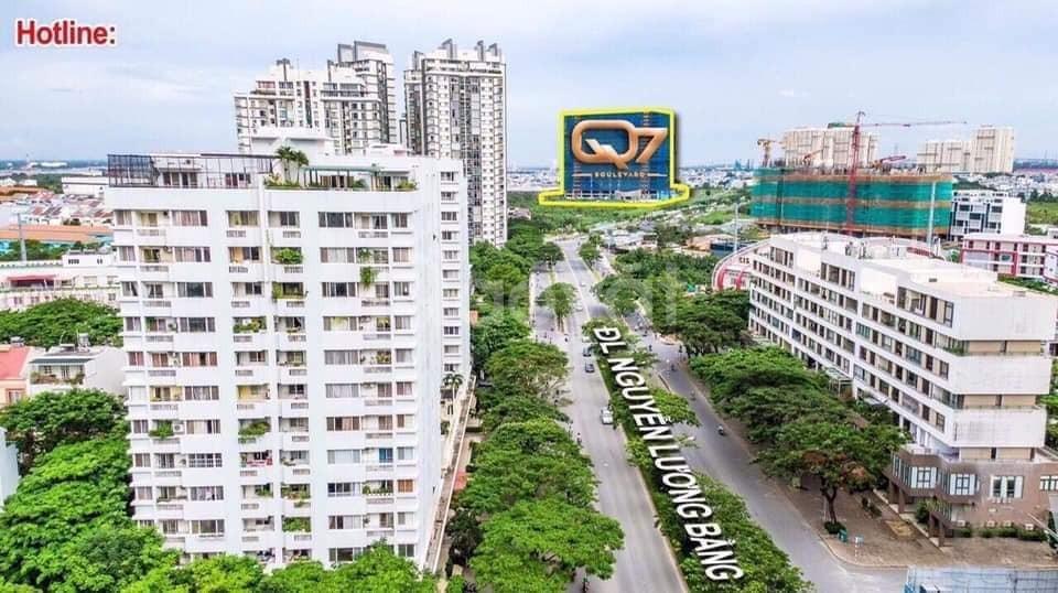 Q7 Boulevard căn hộ đẳng cấp giữa nhịp sống sôi động của Nam Sài Gòn