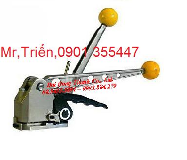 Máy niềng đai thép dùng hơi A452/A461 giá rẻ tại Đồng Nai