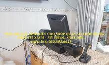 Bán máy tính tiền giá rẻ cho shop túi xách tại Tân Bình