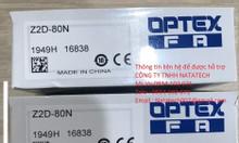Cảm biến optex Z2D-80N - Công Ty Tnhh Natatech
