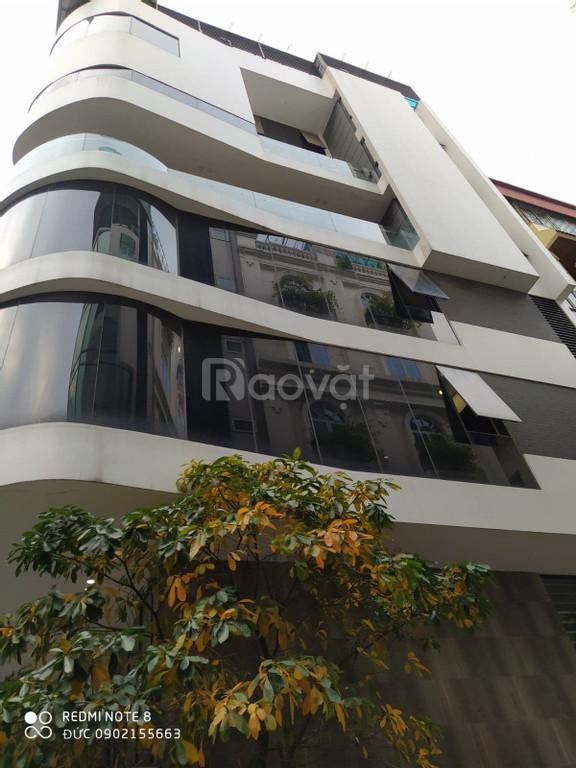 Bán nhà mặt phố Lê Văn Hưu 190m mặt tiền 8m mặt phố gần phố Nguyễn Du