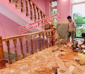Xưởng đồ gỗ Minh Hiếu tư vấn thi công nội thất biệt thự cao cấp uy tín