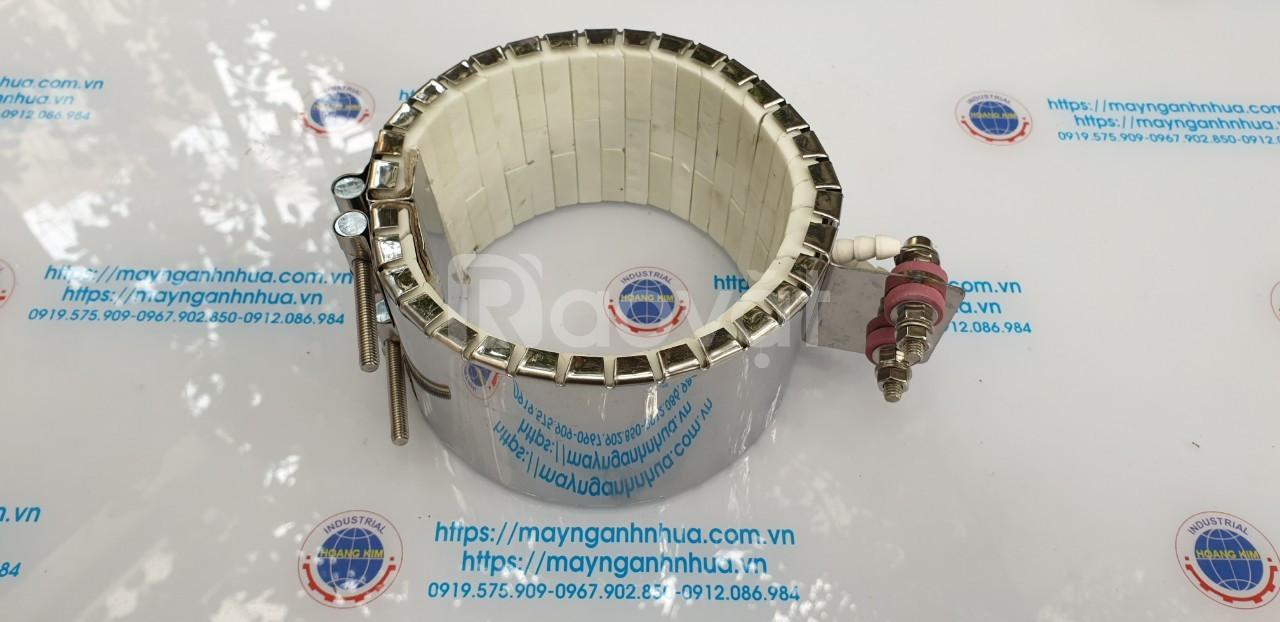 Nhiệt điện trở sứ điện 220v hoặc 380v sản xuất theo yêu cầu