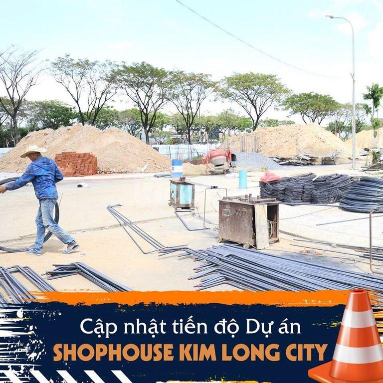 Còn 5 căn shophouse Kim Long city giá từ chủ đầu tư