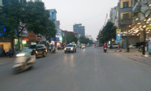 Bán đất mặt đường DT 60m2 MT 4m An Lạc, Trâu Quỳ đường ô tô.