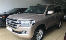 Toyota Landcruiser VX 2017