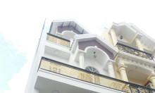Nhà 4,5 tấm, liền kề khu Tên Lửa, giá 5.2 tỷ, thiết kế 4PN, 5WC